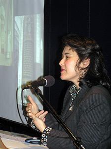 Dr. Mochizuki lectures