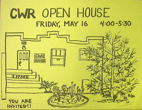 CWR Open House, 1986
