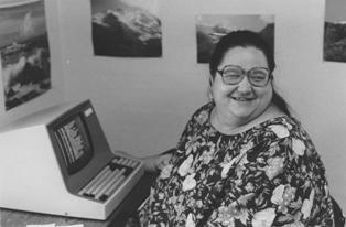Sharon-Gay Smith, 1985